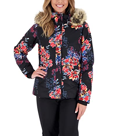 Obermeyer Petite Tuscany II Jacket (Boom Blooms) Women