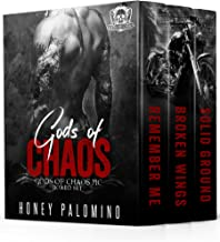 GODS OF CHAOS MOTORCYCLE CLUB: THE TRILOGY (Motorcycle Club Romance): (BOOKS 1-3)