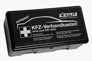 Kalff Compact car First aid Box, 23503, DIN 13164