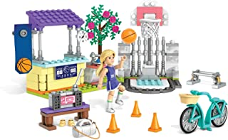 Mega Construx American Girl Julie's Basketball Practice Building Set