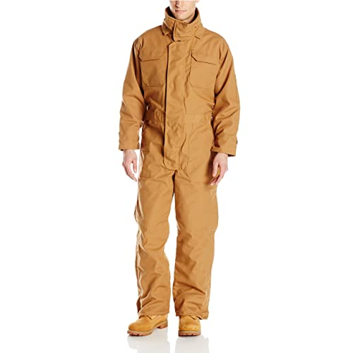 Red Kap Men s Insulated Blended Duck Coverall a13e9885b00