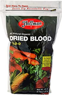 Hoffman 21603 Dried Blood 12-0-0, 3 Pounds