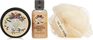 The Body Shop Vanilla Chai Treat Box Gift Set