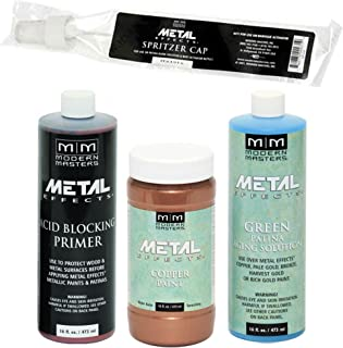 Best metal effects patina Reviews