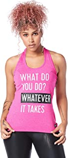 STRONG by Zumba Easy Fit Womens Tops Athletic Workout Tank Tops for Women