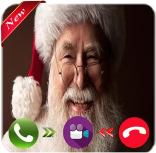 Call From Santa Claus Christmas 2020 - Live Santa Gift Caller Id Pro