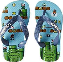 Havaianas Kids - Mario Bros Flip-Flop (Toddler/Little Kid/Big Kid)