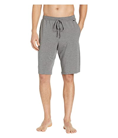 Hanro Casuals Shorts (Stone Melange) Men