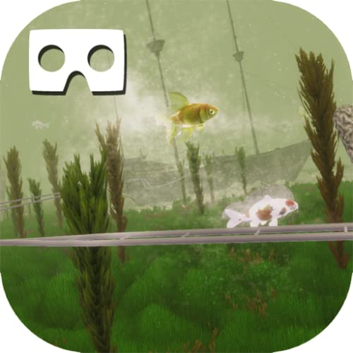 VR Goldfish and KOI Aquarium (Google Cardboard)