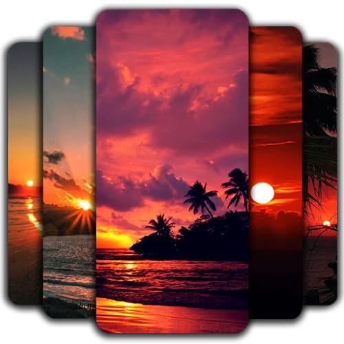 Sunset Wallpaper - Sunset Scene Backgrounds
