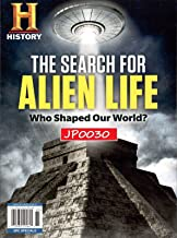 History Channel Magazine 2018 The Search For Alien Life Who Shaped Our World