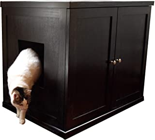 refined feline litter box xl
