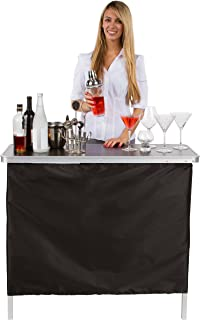Best portable bar top tables Reviews