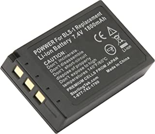 olympus epl3 battery