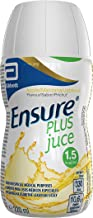 Ensure Plus juce Nutritional Supplement Drink Juice Style Apple Flavour Contains Protein Vitamins and Minerals 30 x 220ml Bottles Estimated Price : £ 99,90