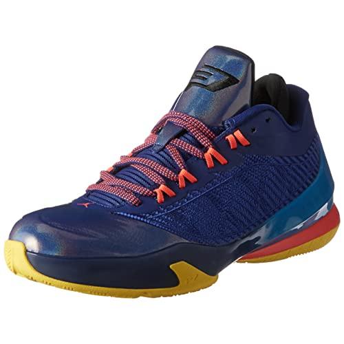 Nike Jordan Men s Jordan CP3.VIII Dp Ryl Bl Infrrd 23 Blk  be25d21fb