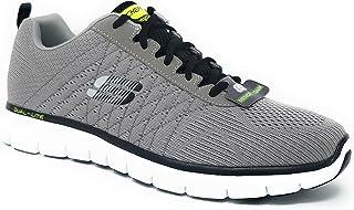 Skechers Men's, Walking, Light Gray/Black, US M