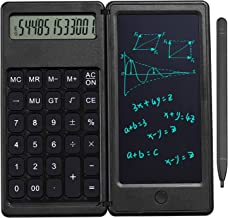 $58 » Calculator Desk Calculator & 6 Inch LCD Writing Tablet Digital Drawing Pad 12 Digits Display with Stylus Pen Erase Button ...