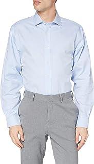 BROOKS BROTHERS Camicia Regent Cotone Manica Lunga Camisa de Oficina para Hombre