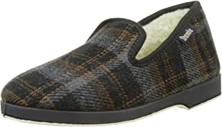 Wamba By Victoria Confortable Cuadros H/Torcido, Chaussons Bas Homme
