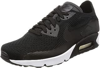 Nike Air Max 90 Ultra 2.0 Flyknit Men's Running Shoes Black/Black-Black-White 875943-004 (9.5 D(M) US)