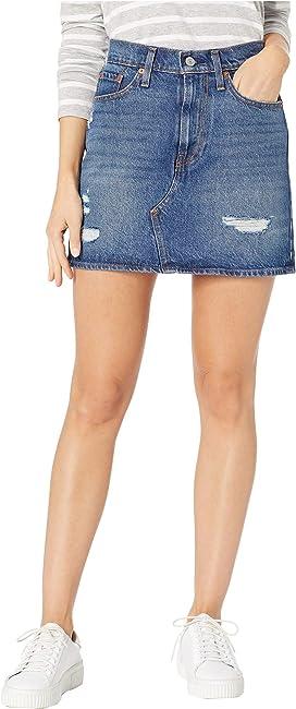 663456f4b Levi's® Premium Deconstructed Skirt at Zappos.com
