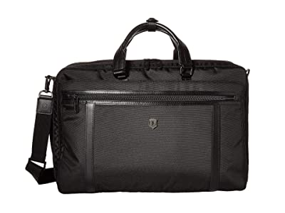 Victorinox Werks Professional 2.0 Two-Way Carry Laptop Bag (Black) Bags