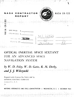Optical inertial space sextant for an advanced space navigation system
