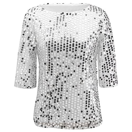 Bling Party Tops Amazon Com