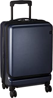 [エース トーキョー] スーツケース コーナーストーンZ フロントポケット 双輪キャスター 06235 機内持ち込み可 36L 47 cm 3.1kg