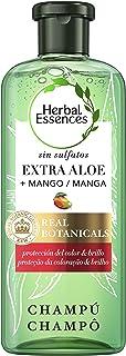 Champú Herbal Essences Bio: Renew sin Sulfatos con Aloe Intenso Y Mango en Colaboración con el Royal Botanic Gardens de KEW