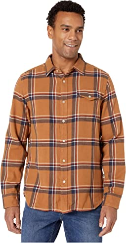 Cedar Brown Gully Plaid