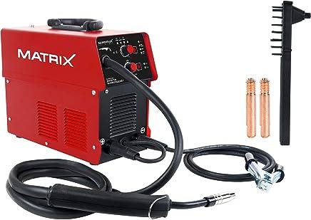 Matrix 170200160 – Gas alambre de llenado y sudor dispositivo Juego con martillo y busto