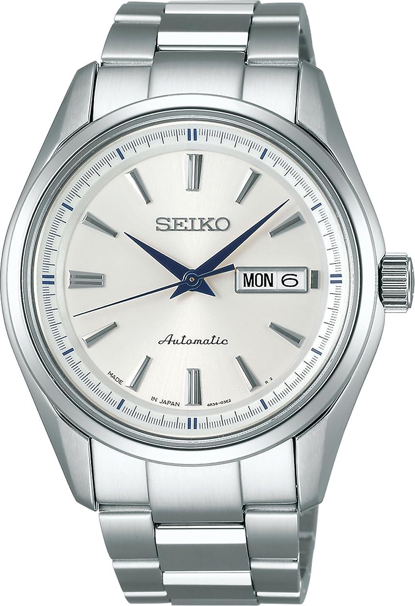 マダム粘着性キャッチ[セイコー]SEIKO 腕時計 PRESAGE プレサージュ メカニカル 自動巻 (手巻つき) サファイアガラス 日常生活用強化防水 (10気圧) SARY055 メンズ