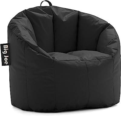 Amazon Com Big Joe Dorm Bean Bag Chair Flaming Red