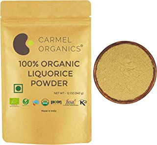Sponsored Ad - Organic Licorice Root Powder | USDA Certified | (12 oz)
