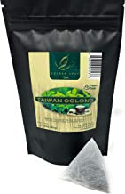 Taiwan Oolong Tea - 15 Paper Pyramid Sachet, 3g Each Sachet, Whole Leaf