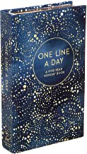Celestial One Line a Day (Blank Journal for Daily Reflections, 5 Year Diary Book) PDF