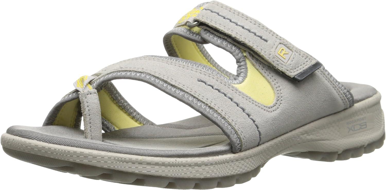 Rockport Women's XCS Sport Web Thong Platform Sandal