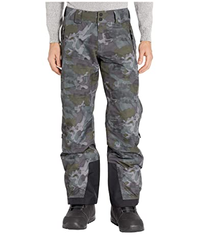 Obermeyer Chandler Shell Pants (Off-Duty Camo) Men