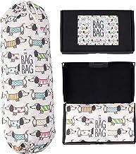 Plastic Bag Holder | Grocery Shopping Bags Carrier | Dispenser | Storage | Organizer. Multiple Designs/Sizes. Extra Large ...
