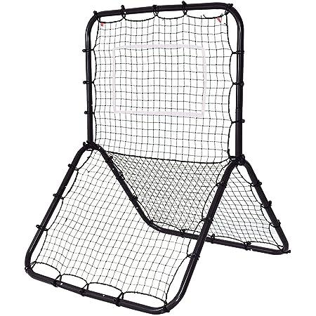 Renewed 4 x 4.5 feet SKLZ Baseball and Softball Rebounder Net for Pitching and Fielding Training