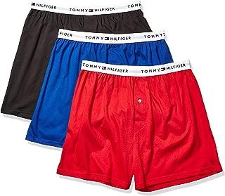 Men's Underwear 3 Pack Cotton Classics Knit Boxers