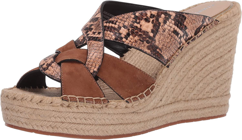 Kenneth Cole supreme New York Wedge Espadrille Women's Sandal Atlanta Mall