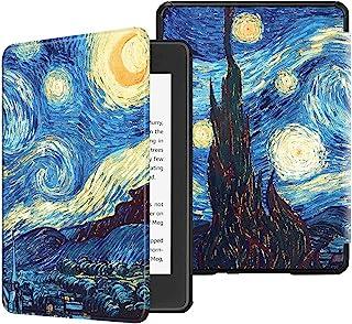 Fintie Custodia per Kindle Paperwhite 2018, Cover con Funzione AutoSveglia/Sonno per Kindle Paperwhite (10ª generazione -...
