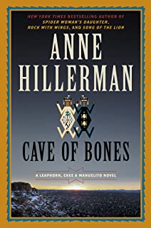 Cave of Bones: A Leaphorn, Chee & Manuelito Novel (A Leaphorn and Chee Novel Book 22)