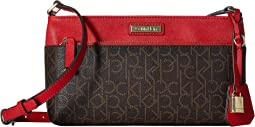 Brooke Monogram Crossbody