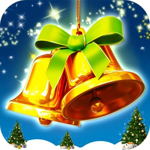 Weihnachtsglöckchen - Glöckchen für Bescherung + Weihnachten