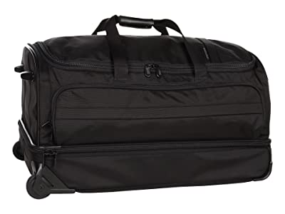 Briggs & Riley Baseline Large Upright Duffle (Black) Duffel Bags