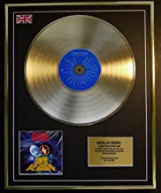 PUBLIC ENEMY/Cd Gold Disc Record Limited Edition/FEAR OF A BLACK PLANET